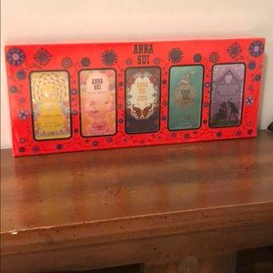NEW Anna Sui Fragrance Set